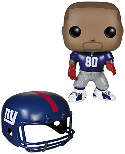 Funko POP NFL: Wave 1 - Victor Cruz Action Figures - 1
