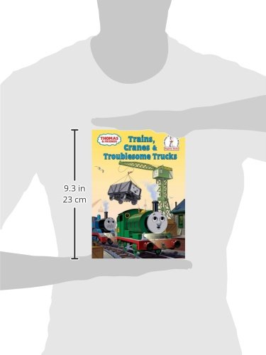 Trains, Cranes & Troublesome Trucks: A Thomas & Friends Story (Beginner Books)