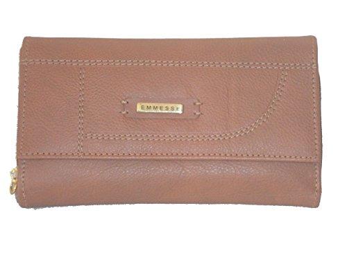 Jaws N Horns Women's Wallet (Tan)