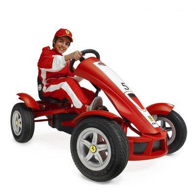 BERG Toys 06.26.52.00 Ferrari FXX Racer Pedal Go Kart,