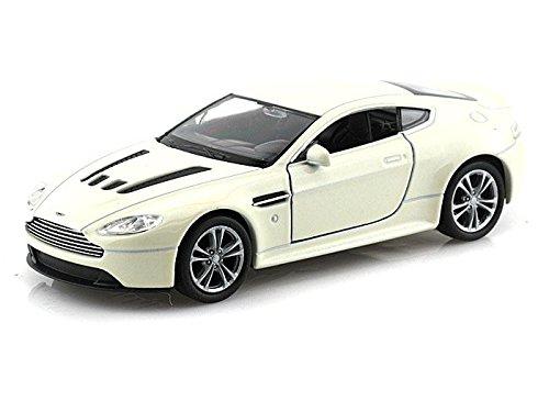 Aston Martin V12 Vantage 1/38 Pearl White