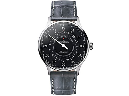 Meistersinger reloj hombre Pangaea Day Date PDD907
