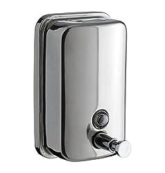 Greggs Stainless Steel Liquid Soap Dispenser 500ML
