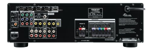 Onkyo HT S3500 5 1 Channel Home Theater Speaker Receiver Package