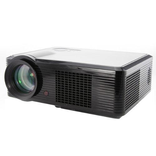 HD 108P Projector LED LAMP LCD PROJECTOR VIDEO SUPPORT PS3 WII XBOX DVD TV
