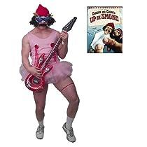 Cheech Pink Tutu Adult Costume Size Standard