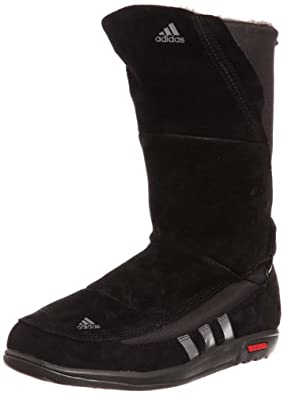 [アディダス] adidas チョーリー ブーツ PL  V22155 00 (ブラック/シャープグレーF11/シャープグレーF11/23.5)