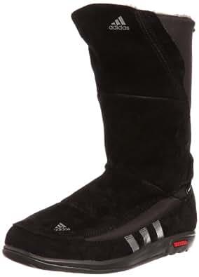 [アディダス] adidas チョーリー ブーツ PL  V22155 00 (ブラック/シャープグレーF11/シャープグレーF11/22.5)