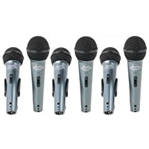 Superlux ECO-88 Vocal Microphone - 6 PACK