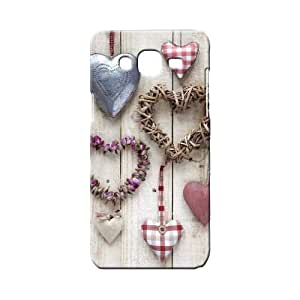 BLUEDIO Designer 3D Printed Back case cover for Samsung Galaxy A7 - G6772