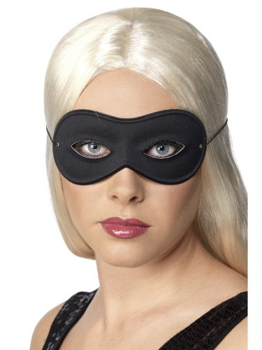 ADULTS UNISEX FARFALLA EYEMASK EYEMASKS FUN SMIFFYS FANCY DRESS COSTUME