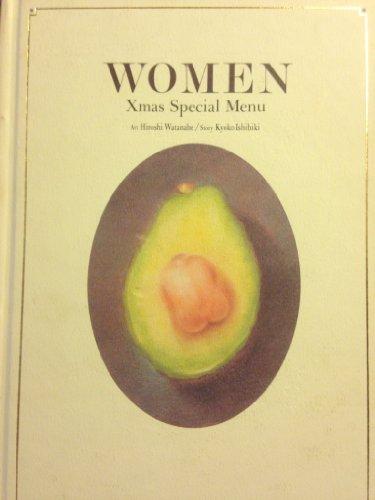 WOMEN―Xmas Special Menu (八曜社の絵本館)