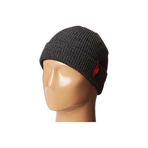 [ブラ] BULA メンズ Derby Beanie 帽子 Black [並行輸入品]