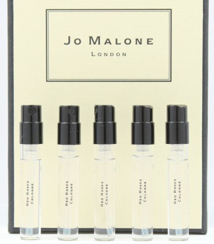 Jo Malone discount duty free Jo Malone 'Red Roses' Cologne Natural Spray 0.05oz/1.5ml Vial 5 Pack