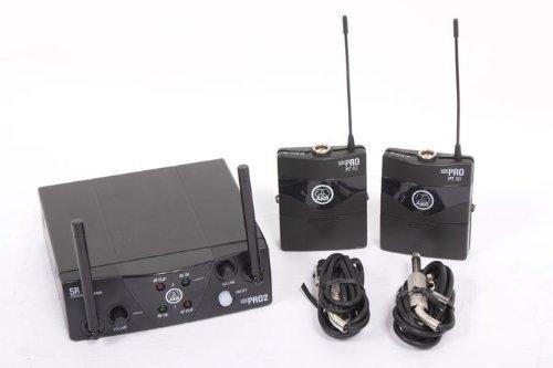 Akg Wms 40 Mini2 Instrument Wireless Microphone Set Regular 886830787256