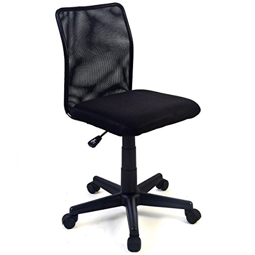 HPD New Mid-back Adjustable Ergonomic Mesh Swivel Durable Office Desk Task Chair (Vintage Chair For Desk compare prices)