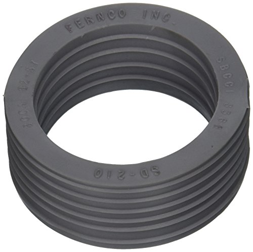 Fernco Inc. PSD-210 2-Inch Shower Drain Gasket New