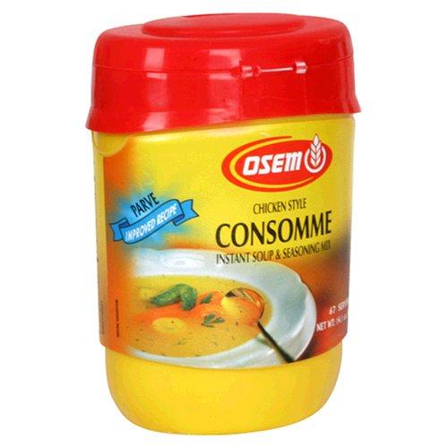 OSEM Consomme Soup, 14.1 oz packages, 4 pk