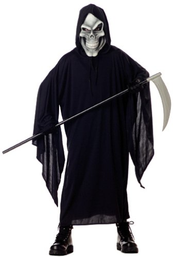California Costumes Grim Reaper Child Costume