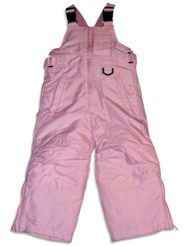 Ixtreme - Big Girls' Bib Snowpant, Pink 28301-8 back-962476