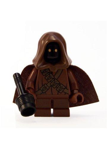 Jawa - LEGO Star Wars Minifigure Review