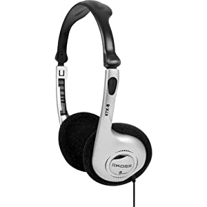 KTX8 Collapsable Headphones (Discontinued by Manufacturer)