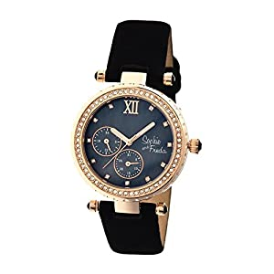 Sophie And Freda Sf3006 Montreal Ladies Watch