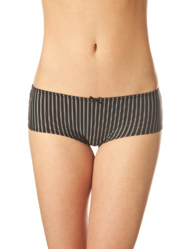 O Lingerie Two Tone Stripe Hipster
