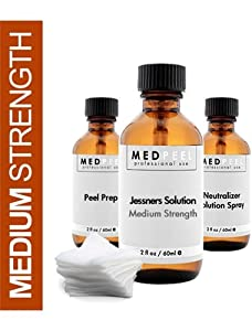 14% Jessner Solution Medium Peel Kit