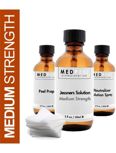 14% Jessner Solution Medium Peel Kit