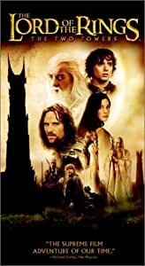 The Lord of the Rings - The Two Towers [VHS]