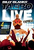Billy Blanks Tae Bo Live Express - Region 0 Worldwide