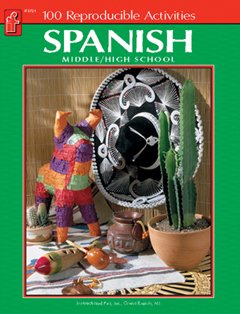 Spanish 100+ Book; Middle/High School; no. IF-8791