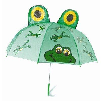 Kids Umbrella - Childrens 18 Inch Rainy Day Umbrella - Frog
