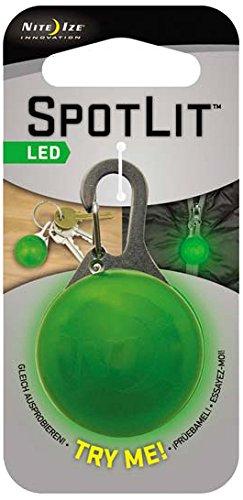 Nite Ize SLG17-06-02 SpotLit, Lime Plastic image
