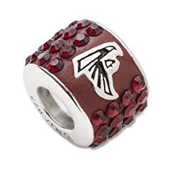 Atlanta Falcons Premier Bead