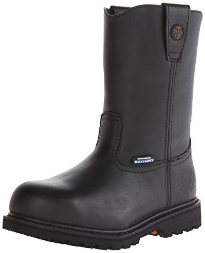 Skechers for Work Men's Ruffneck Slip Resistant Work Boot