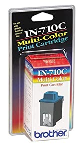 Brother Model IN710C Multicolor Ink Cartridge