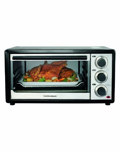 6 Slice Convection Toaster Oven/Broiler