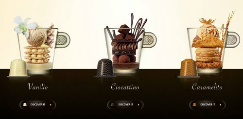 Nespresso Limited Edition 50 Capsules