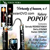 Virtuosity of Bassoon, Vol.1 - Valery Popov