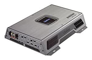 Clarion APX4361 4/3/2 Channel 640 Watts Maximum Amplifier
