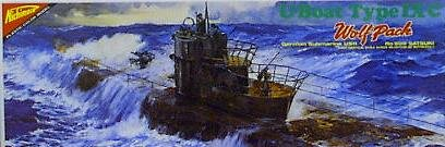 1/200 U-ボートタイプ9C U-511