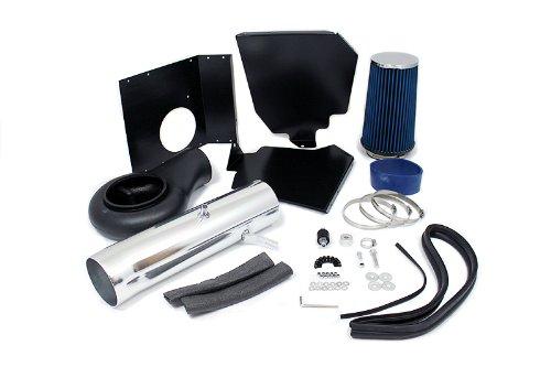94-01 Dodge Ram 1500 5.2L / 5.9L / 94-02 Ram 2500 V8 5.9L Heat Shield Intake Blue (Included Air Filter) #Hi-Dg-2B
