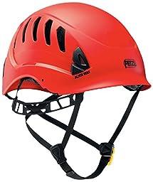 Petzl Pro Alveo Vent Professional Helmet - Red