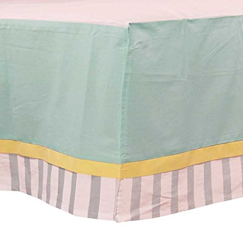 Crib Bed Skirts 2446 front
