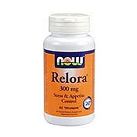 Now Foods Relora 300, 60 Veggie Capsules