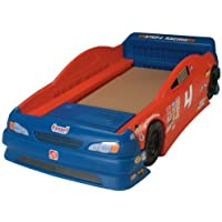 Step2 Stock Car Convertible Bed