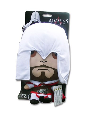 [UK-Import]Assassins Creed Deformed Ezio 12″ Plush