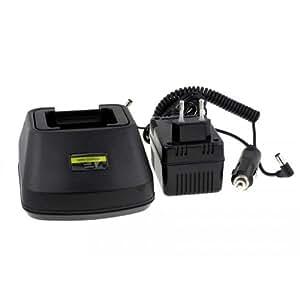 Cargador de baterías para aparatos de radio Motorola T7400